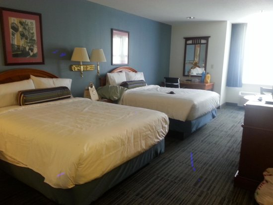 Federal City Inn & Suites: new rooms!
