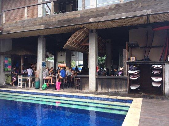 Pro Surf School Bali: Место, где можно передохнуть