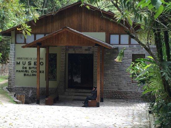 Museo de Sitio Manuel Chavez Ballon
