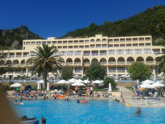 Lti Louis Grand Hotel Glyfada Beach