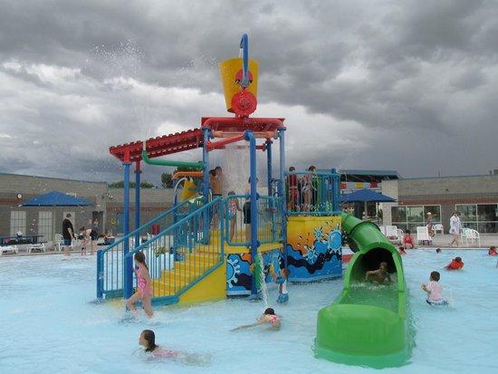 Rexburg Rapids : Kids water playground
