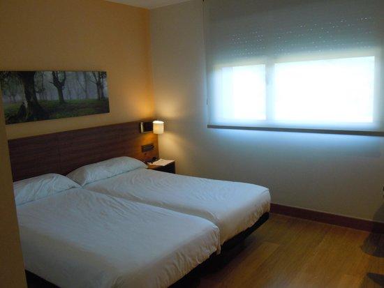 Aginaga Hotela: bella stanza dell'aginaga san sebastian