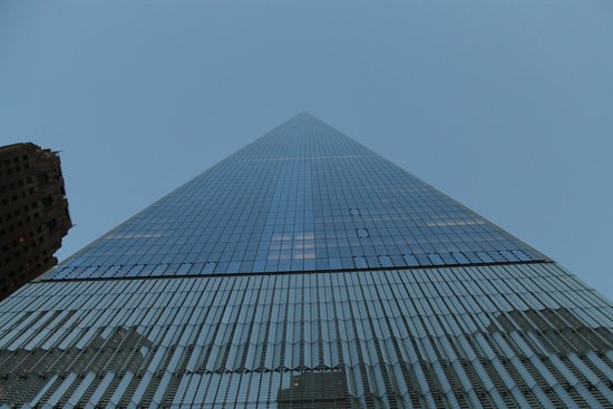 Free Tours by Foot : New World Trade Center tower