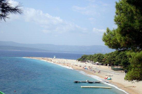 Bluesun Resort Bonaca : view to Zlatni rat