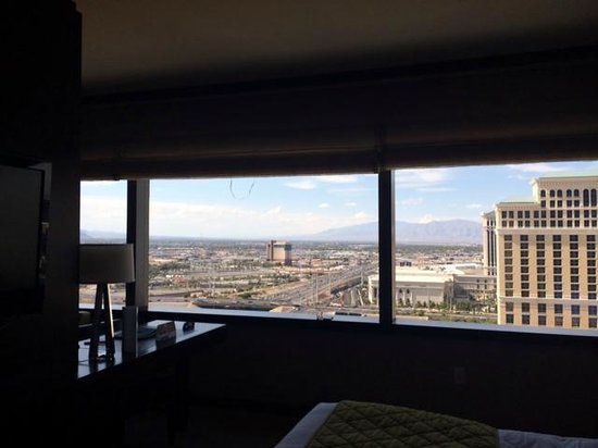Vdara Hotel & Spa: Panoramic Windows