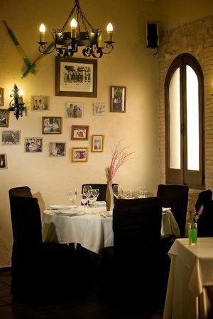 Villena, Spain: Comedor