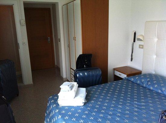 Hotel Olympia : la nostra stanza 38 appena arrivati!