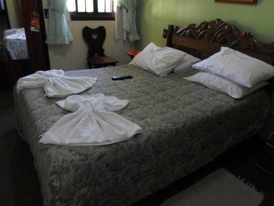 Casa Encantada Hotel & Suites : Quarto 21 Esmeralda