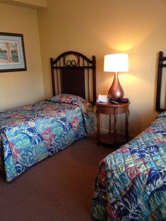 Lake Buena Vista Resort Village & Spa: Twin room