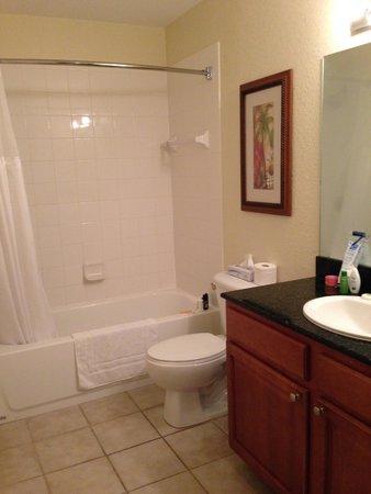 Lake Buena Vista Resort Village & Spa: 2nd bathroom