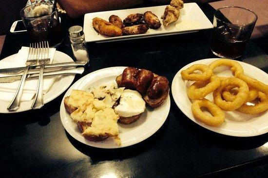 Restaurante Cafe Paris