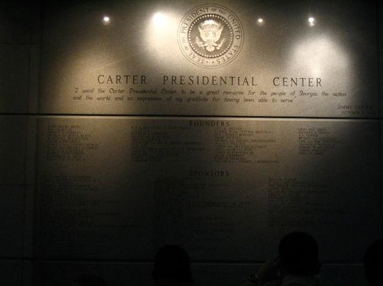 Jimmy Carter Library & Museum: Carter Presidential Centre