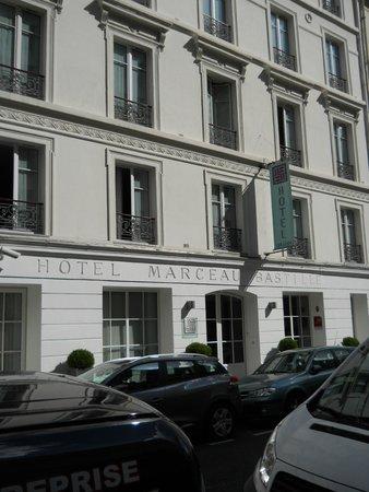 Le Marceau Bastille Hotel: Exterior