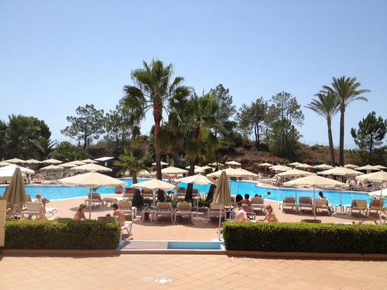 TUI BLUE Falesia: La piscine