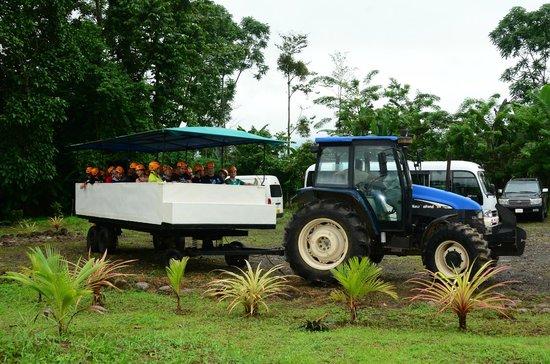 Arenal View Theme Park: Trails