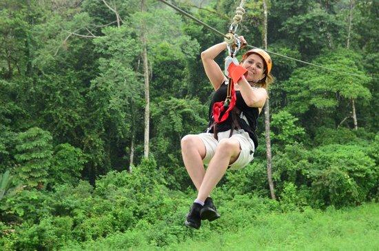 Arenal View Theme Park: Zipline, just adventure!