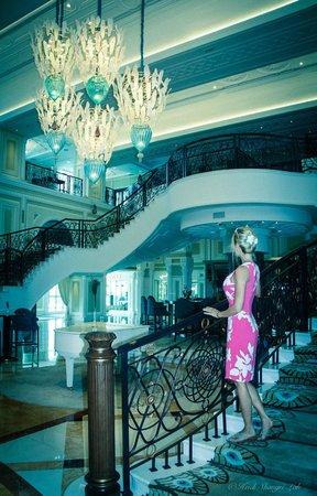 Waldorf Astoria Ras Al Khaimah: lobby
