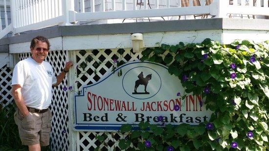 Stonewall Jackson Inn : Lovely B&B