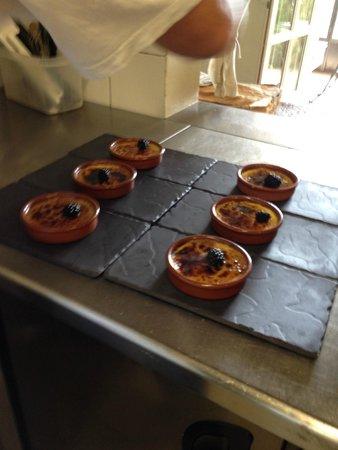 Le Clos de Gustave : Creme Brûlées