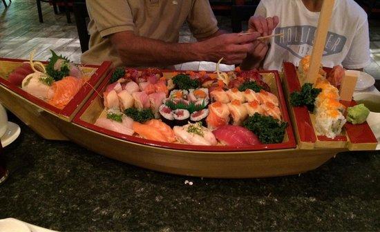 Zuki Japanese Hibachi Grill & Sushi Lounge