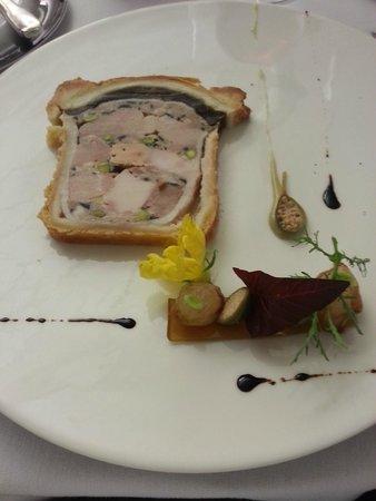 Restaurant Greuze : Greuze Paté en croute