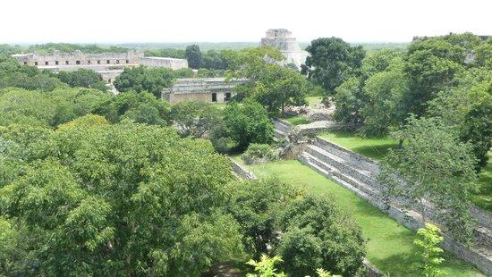 Templos de Uxmal: 3