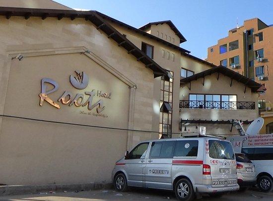 Gaza City, الأراضي الفلسطينية: Roots Hotel Gaza