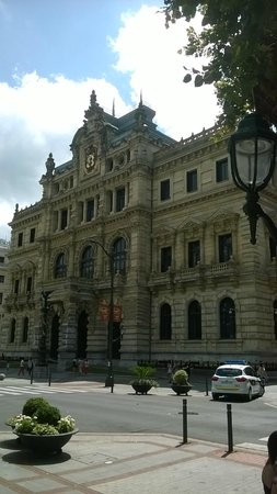 Palacio de la Diputacion