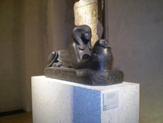Neues Museum : sfinge
