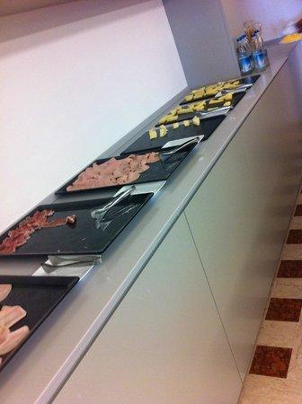 Hotel Lago di Garda: Frühstücksbuffet