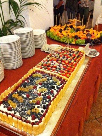 Park Hotel Napoleone : buffet meravigliose torte