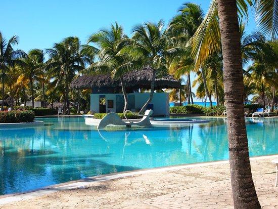 Paradisus Varadero Resort & Spa: The pool where we had a lot of fun
