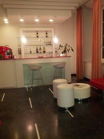 Hotel Tirreno : Ingresso
