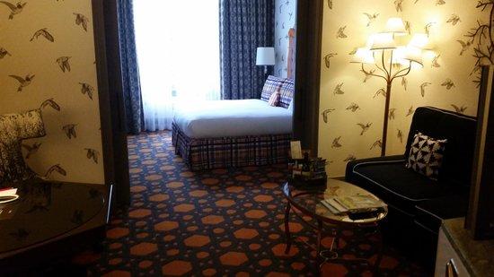 Hotel Monaco Portland - A Kimpton Hotel: Suite