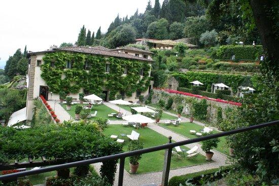 Belmond Villa San Michele: View of grounds