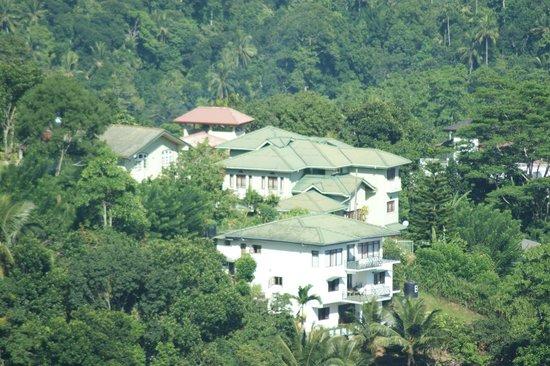 Amaya Hills: Hotel & grounds