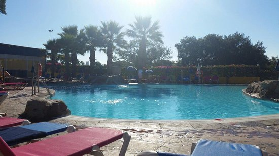 Diverhotel Marbella: Pool Area