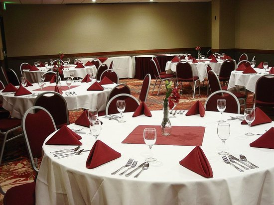 Salt Lake Plaza Hotel: Banquets