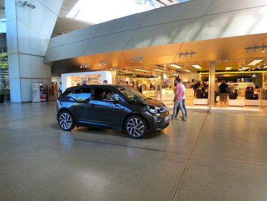 BMW Welt: BMW i3