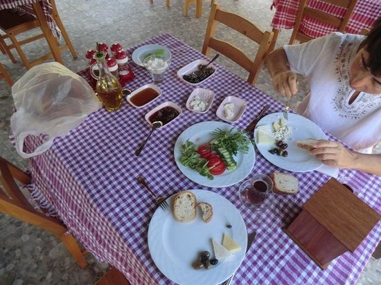 Karia Apart Pansiyon: colazione