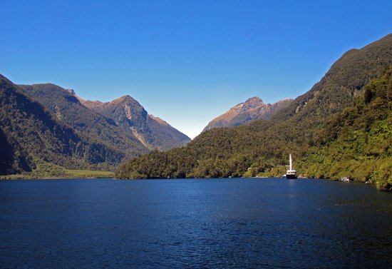 Real Journeys : Doubtful Sound - Deep Cove
