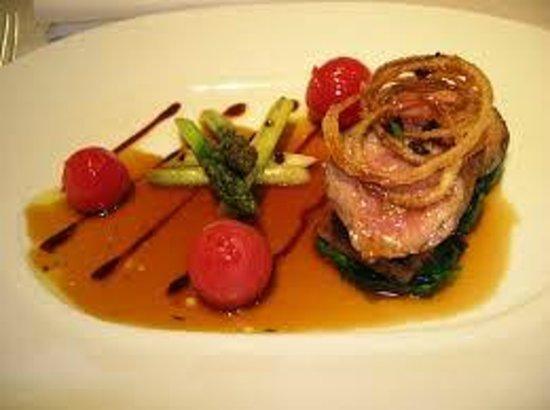 Restaurant Gordon Ramsay: Second dish
