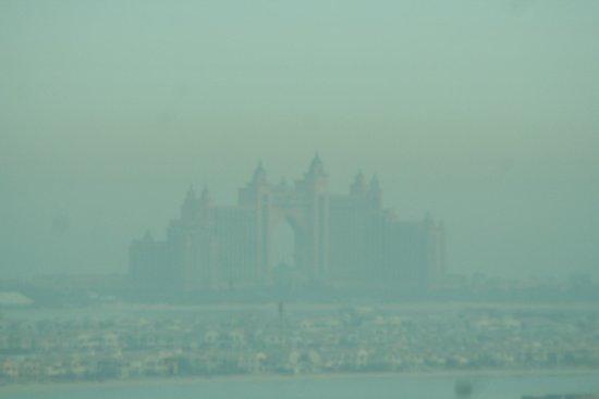 Sofitel Dubai Jumeirah Beach: vista all'alba