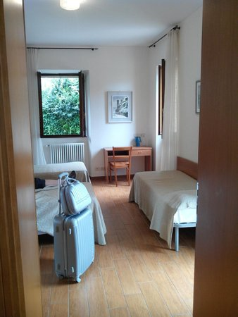 Hotel Quarcino : chambre double