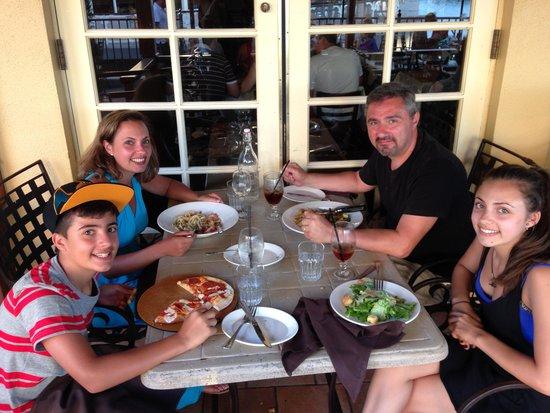 Portobello - last meal in Orlando