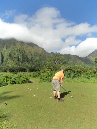 Ko'olau Golf Club: accuracy