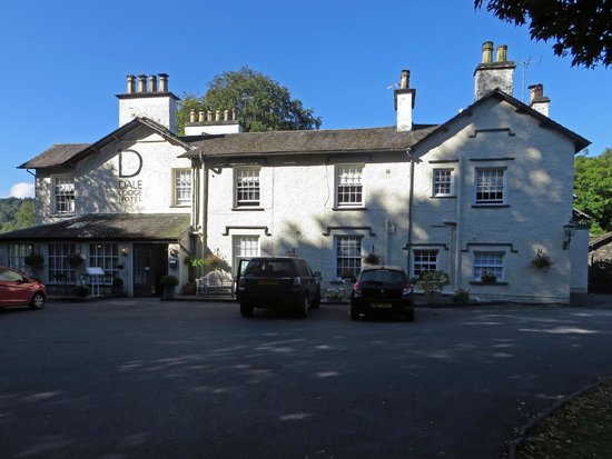 Dale Lodge Hotel : Outside of Hotel