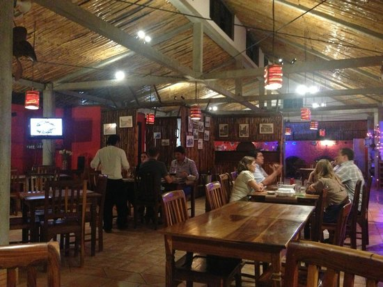 Gastronomia El Buzo: El Restaurant