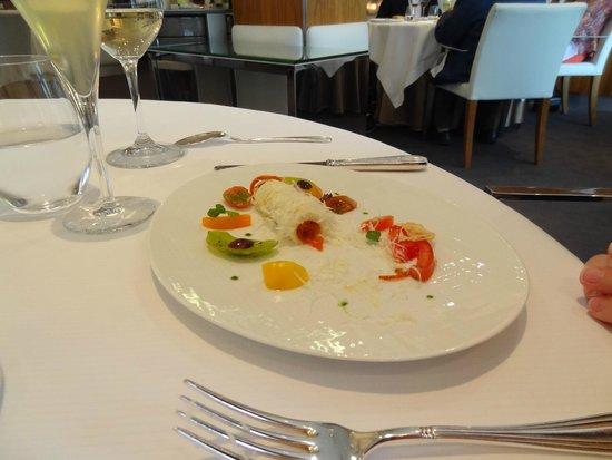 L'Assiette Champenoise: Tomate