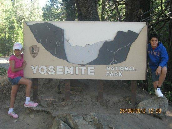 Tenaya Lodge at Yosemite : At Yosemite National Park